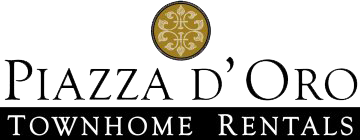 Piazza D Oro Townhome rentals l Oceanside Ca
