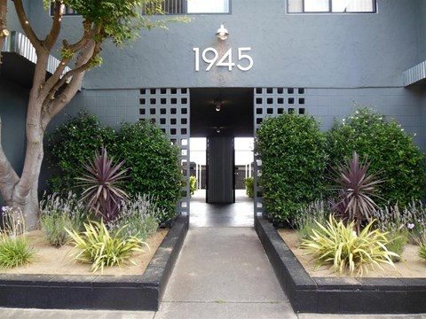 Front Entrance | Synergy at Silicon Valley in Mountain View, CA 94040