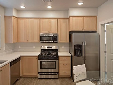 Great kitchens at The Reserve in Rohnert Park, CA 94040