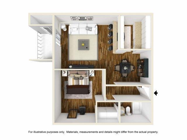 1-1 Floor Plan 1