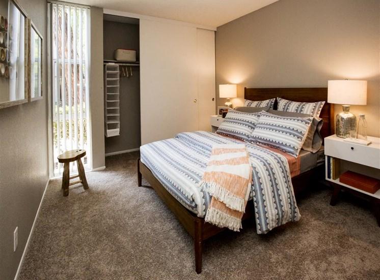 Two Bedroom Apartments in Lakewood CA - Vicino Bedroom