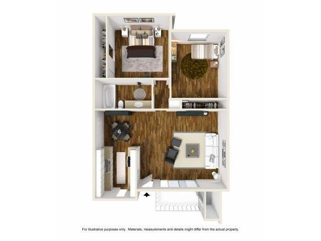 2-1 Floor Plan 2