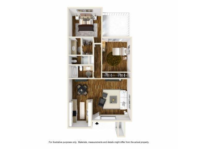 2-2 Floor Plan 4