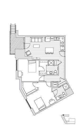 2 Bedroom L5/6