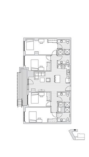 4 Bedroom L2