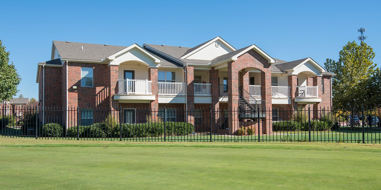The Links At Mustang Creek Apartments In Yukon Ok