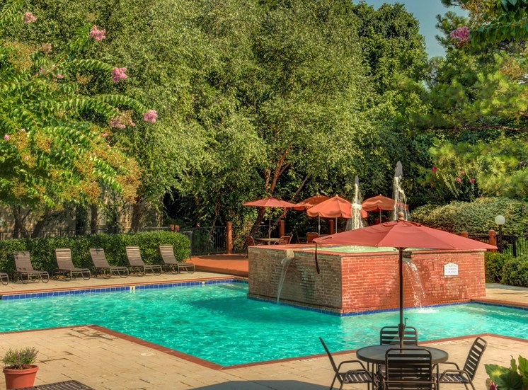 Luxury apartments in Norcross | Arbor Mill Apartments | Pool