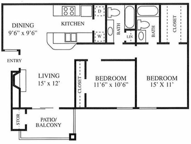 B4 Floor Plan 5
