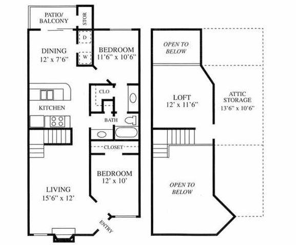 B5 Floor Plan 6