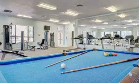 Fitness Center at The Colony Apartments, AZ, 85122