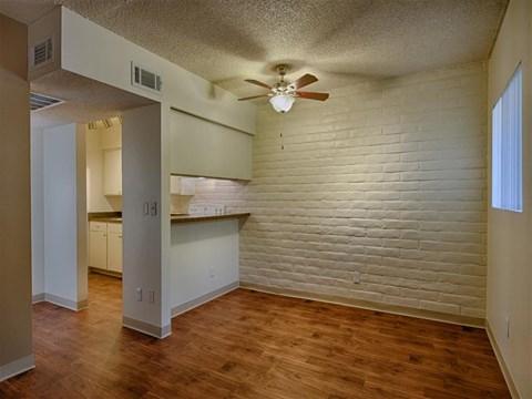 Hardwood Floors at Fountain Plaza Apartments, Arizona, 85712