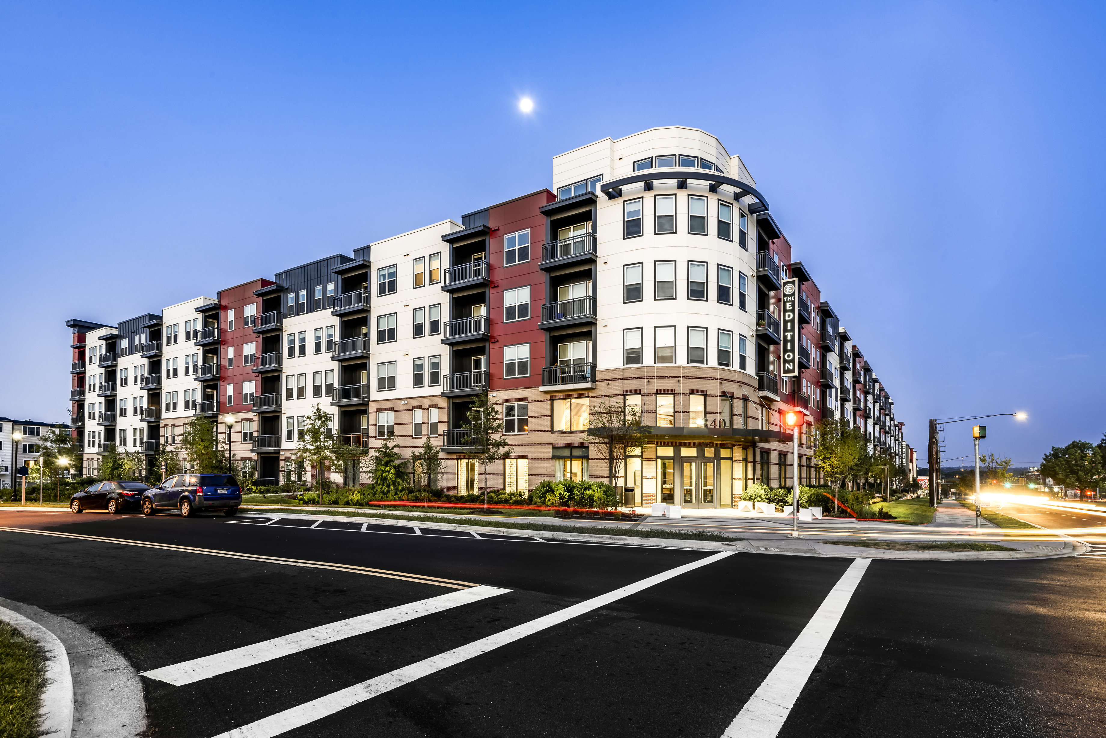 Exceptional View at The Edition, Hyattsville, Maryland