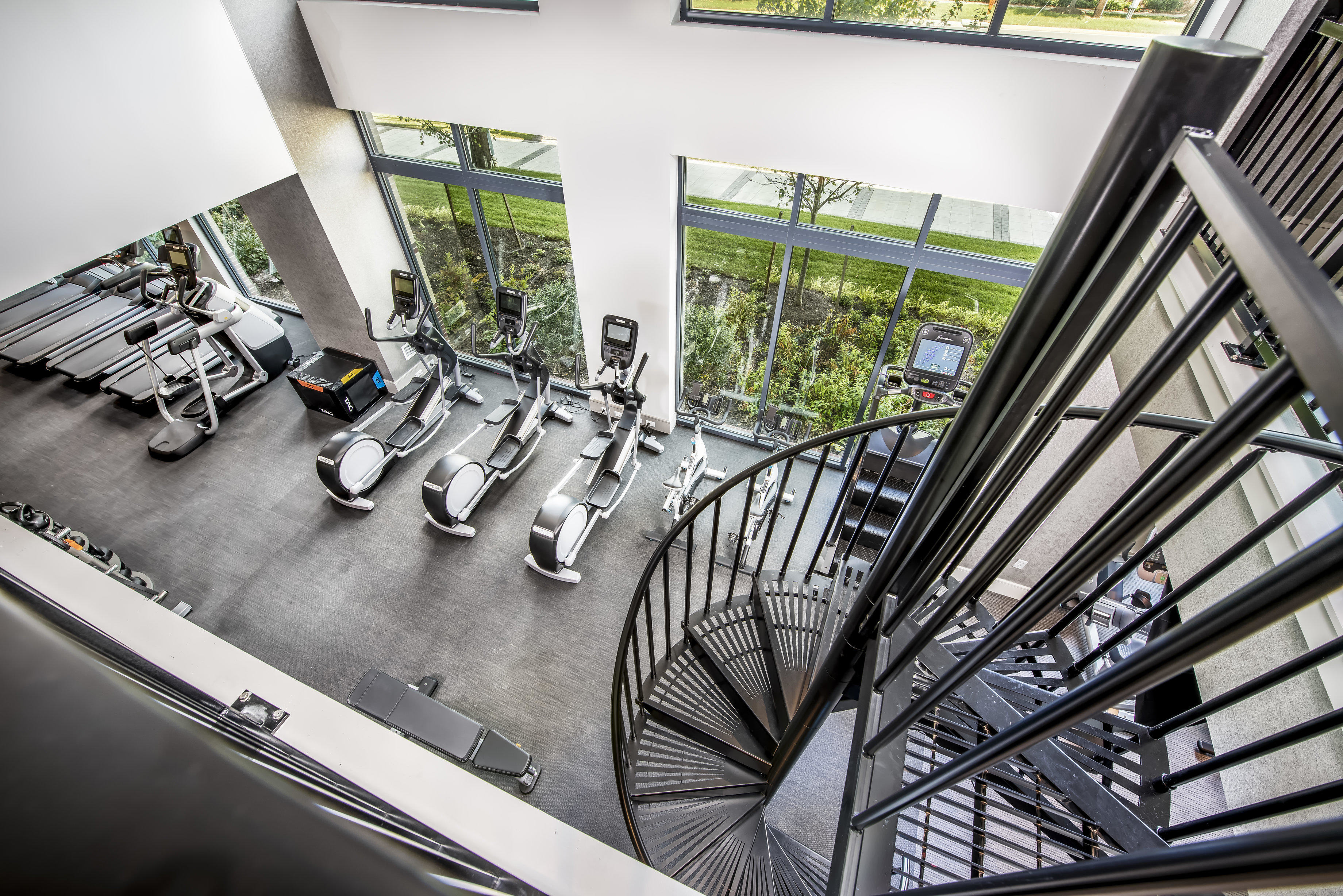 Fully Equipped Fitness Center at The Edition, Hyattsville, 20782