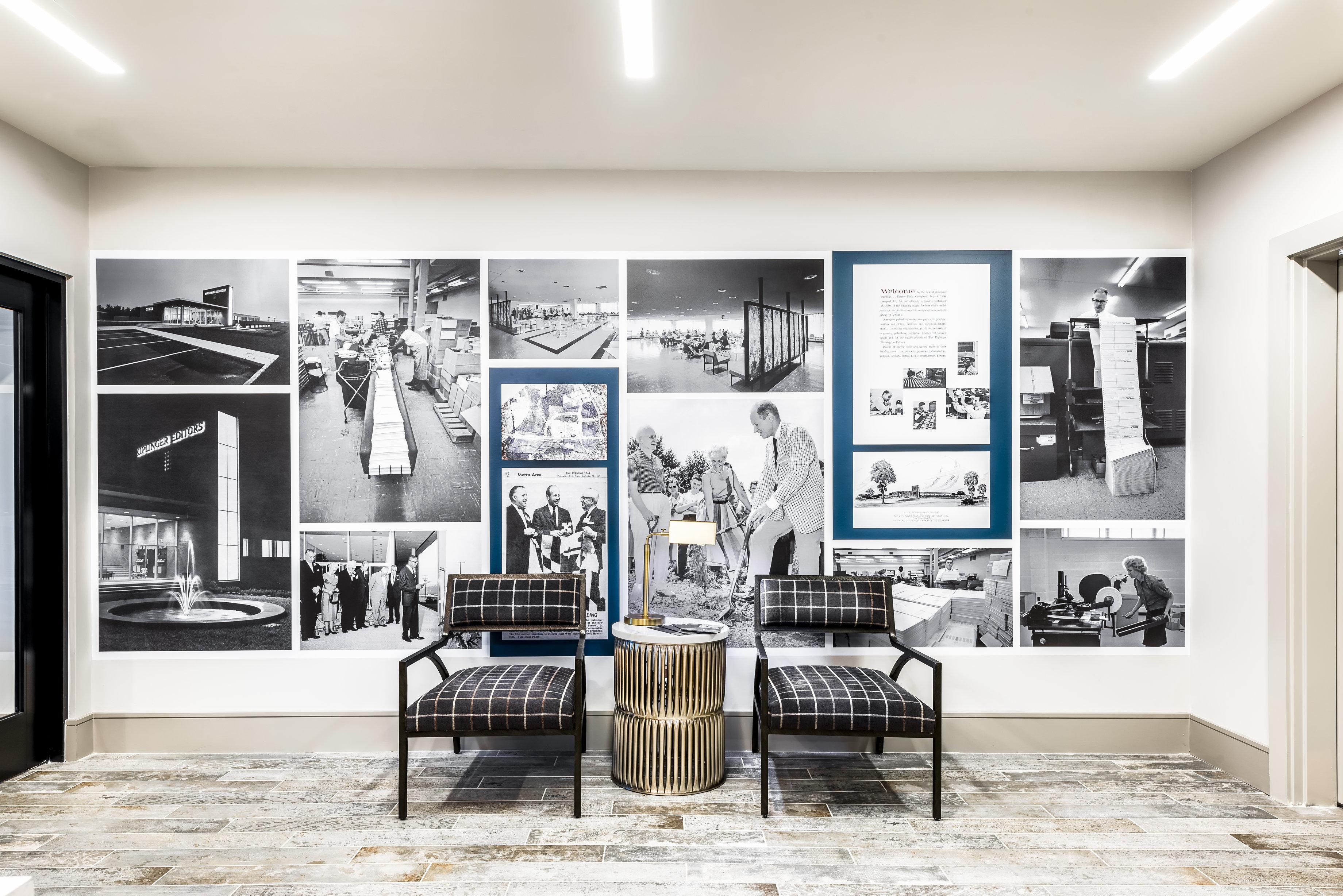 Sleek Interior Finishes at The Edition, Hyattsville