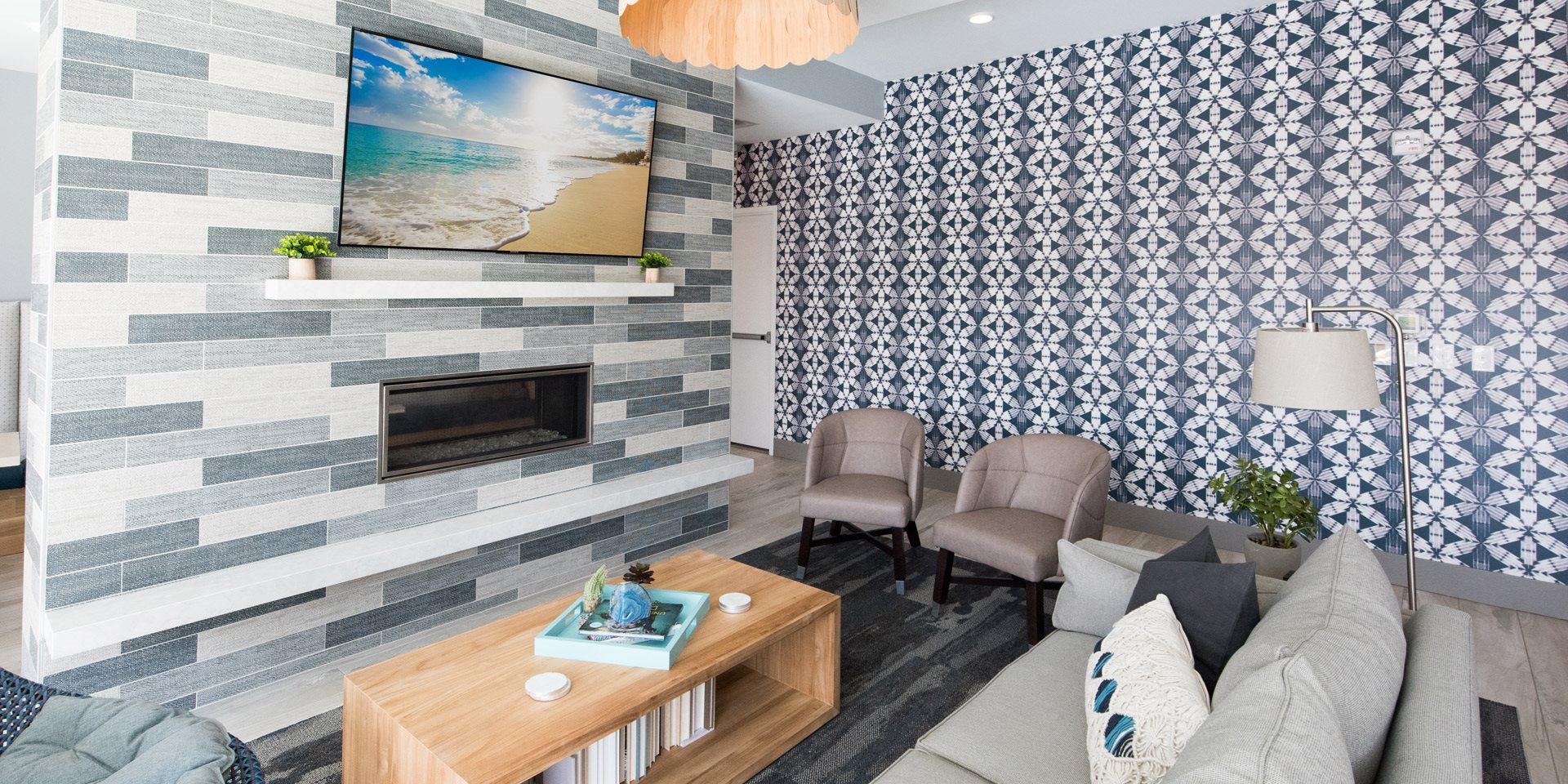 Talo Apartments Common Area