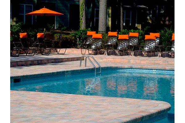 Expansive Sundeck Lounge at Metropolitan Augusta, in Augusta, Georgia