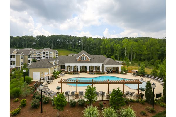 Legends at Oak Grove Apartment Homes Knoxville, TN 37918  Resort-style salt water swimming pool and clubhouse