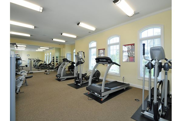 Legends at Oak Grove Apartment Homes Knoxville, TN 37918 24-hour fitness center