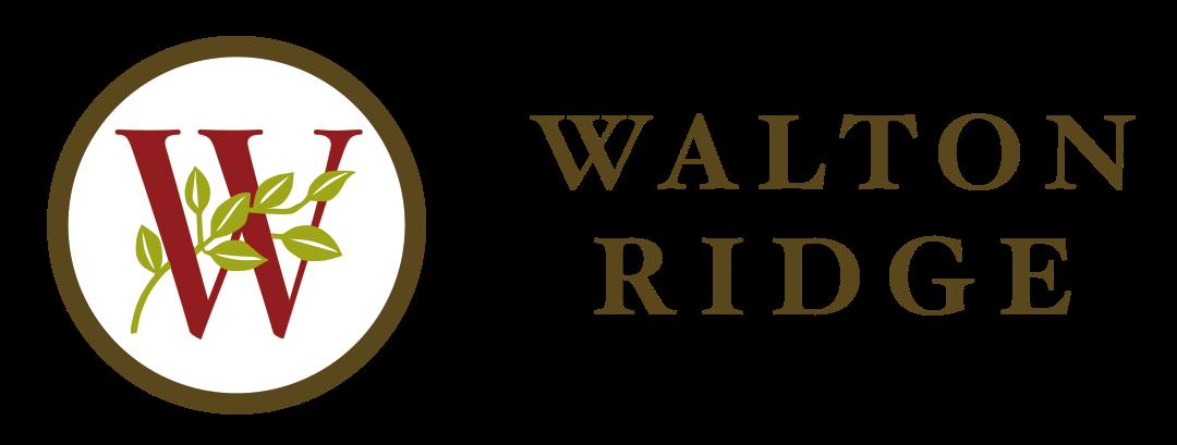 Walton Ridge Logo