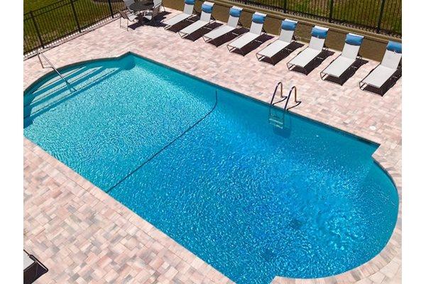 Terraces at Summerville Augusta, GA 30904 sparkling pool