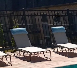 terraces at summerville apartments in augusta, ga swimming pool
