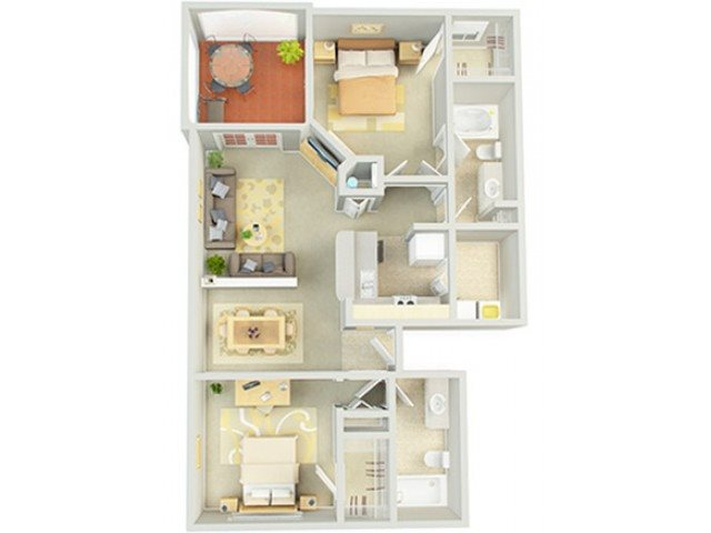 Valencia Floor Plan 2
