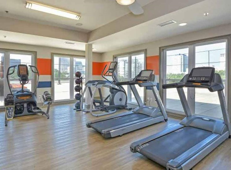 State-of-the-Art Fitness Center | Apartment Homes in Atlanta, GA | Savannah Midtown