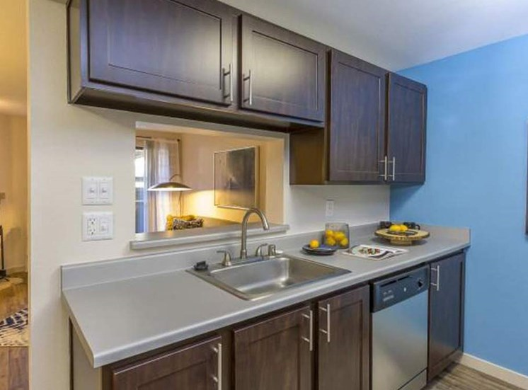 Elegant Kitchen | Taluswood Apartments