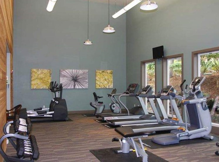 Cutting Edge Fitness Center | Apartments Homes for rent in Mountlake Terrace, WA | Taluswood Apartments
