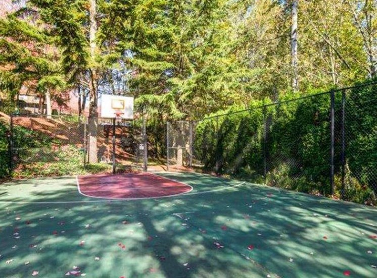 Community Basketball Court | Apartments Homes for rent in Mountlake Terrace, WA | Taluswood Apartments