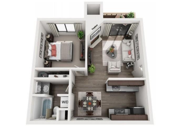 Alder Floor Plan 1