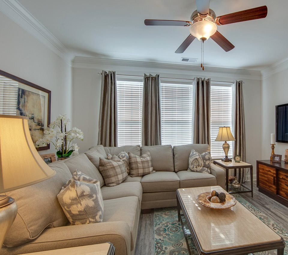 Luxurious Interiors at The Villages at McCullers Walk, Raleigh, NC
