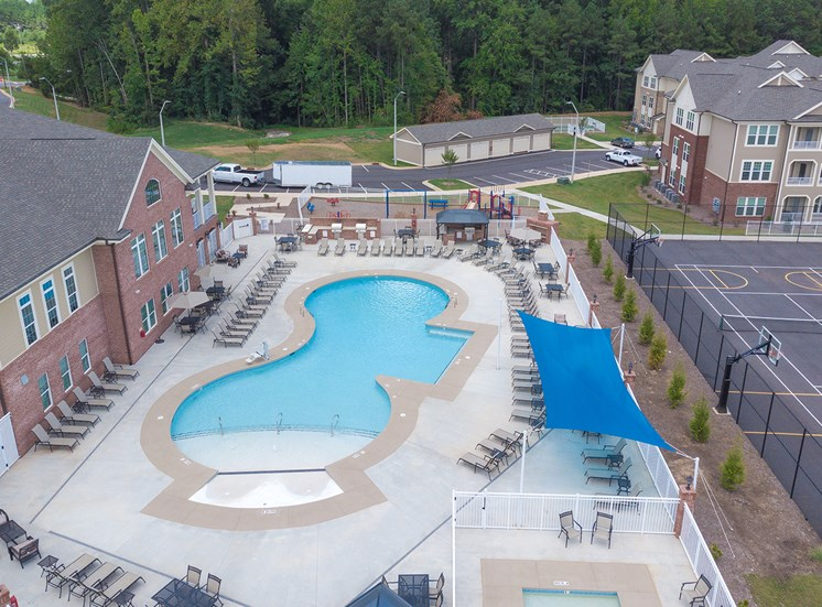 Welcome to community at The Villages at McCullers Walk, Raleigh, NC, 27603