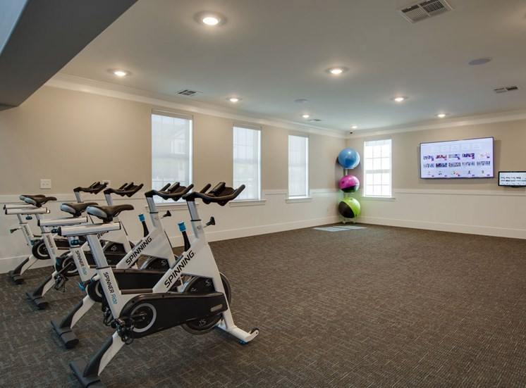 Fitness on Demand at The Villages at McCullers Walk, North Carolina
