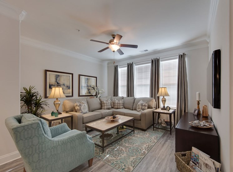 Living at The Villages at McCullers Walk, Raleigh, 27603