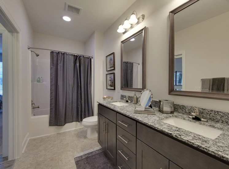 Bath at The Villages at McCullers Walk, Raleigh, NC, 27603