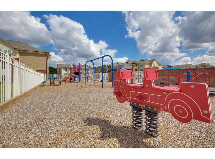 Walk Playground at The Villages at McCullers Walk, Raleigh, 27603