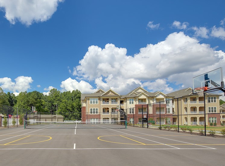 Courts at The Villages at McCullers Walk, Raleigh