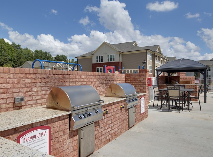 Grills at The Villages at McCullers Walk, Raleigh, NC