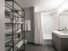 Luxury Bathroom at Wave, Chicago, 60657