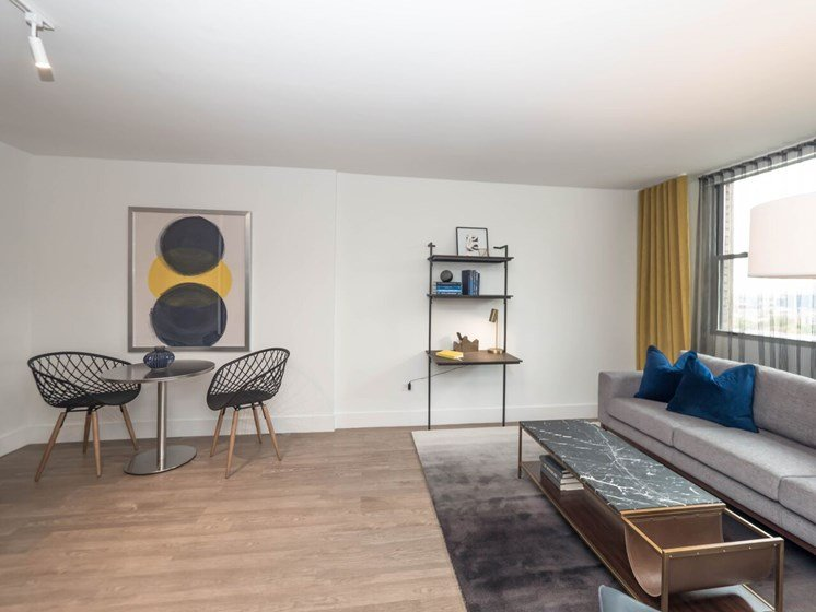 Entirely Brand New Open Concept Apartment at Wave, Chicago
