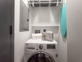 New Laundry Appliances at Wave, Illinois, 60657