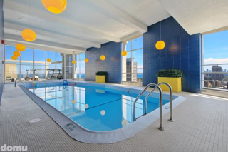 Luxurious & Relaxing 30th Floor Pool at Wave, Illinois