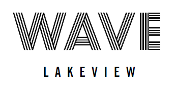 Wave Lakeview Logo at Wave, Chicago, IL