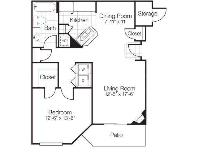 The Derby Floor Plan 2