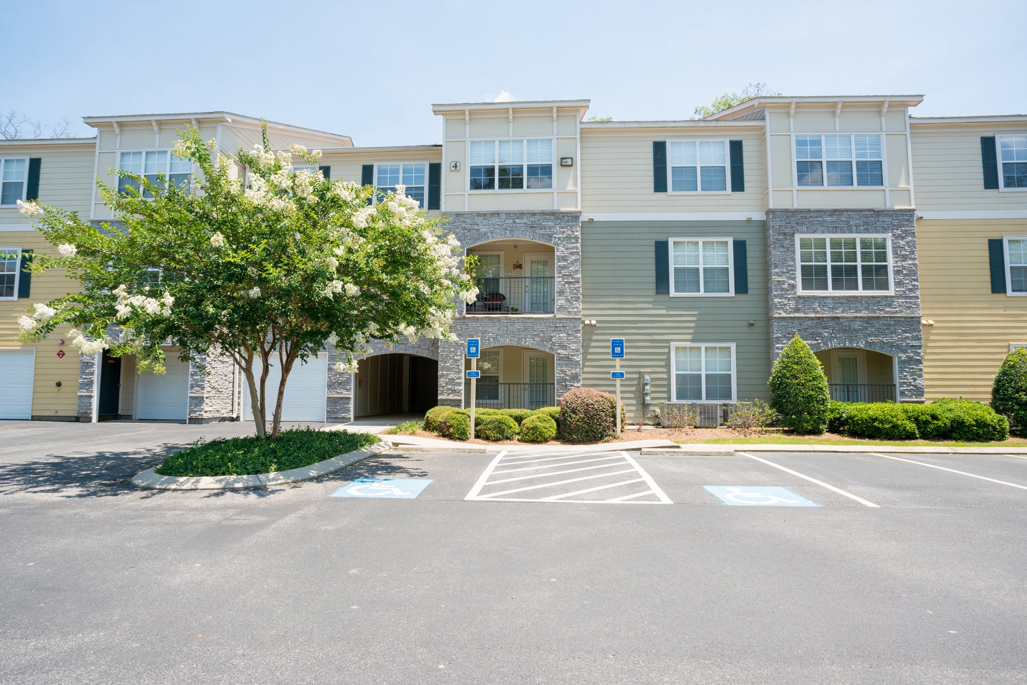 Exterior at The Haven at Commons Park Apartments in Chattanooga, TN