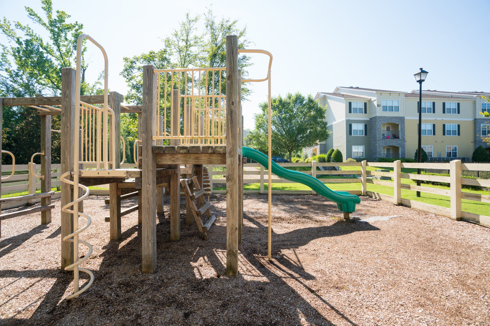 Playground at The Haven at Commons Park Apartments in Chattanooga, TN