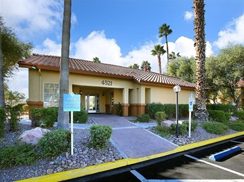 4521 E. Bonanza Road 1-2 Beds Apartment for Rent Photo Gallery 1