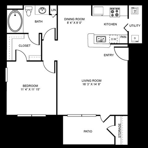 NORMANDY Floor Plan 2