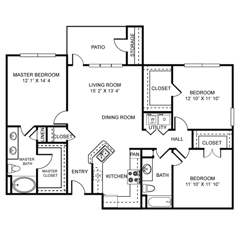 STONEHENGE Floor Plan 5